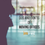 moving offices dos and don'ts