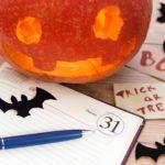Halloween Decor-DIY-Office